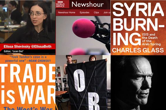 Latest news from OR Books | Clint Eastwood, pirate flags, taking Zuckerberg to task