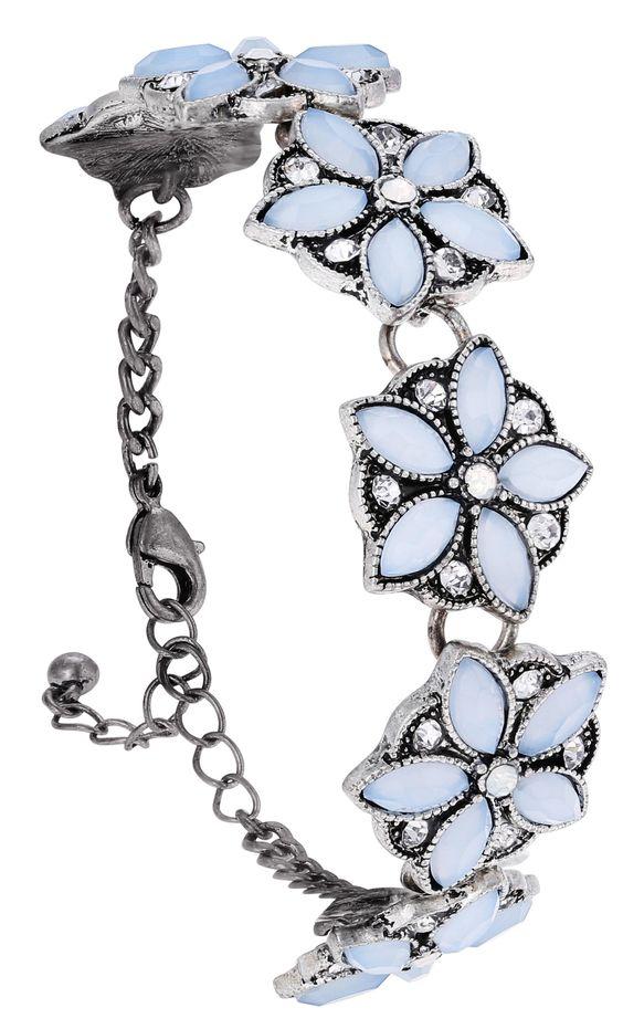 Armband - Zarte Blume