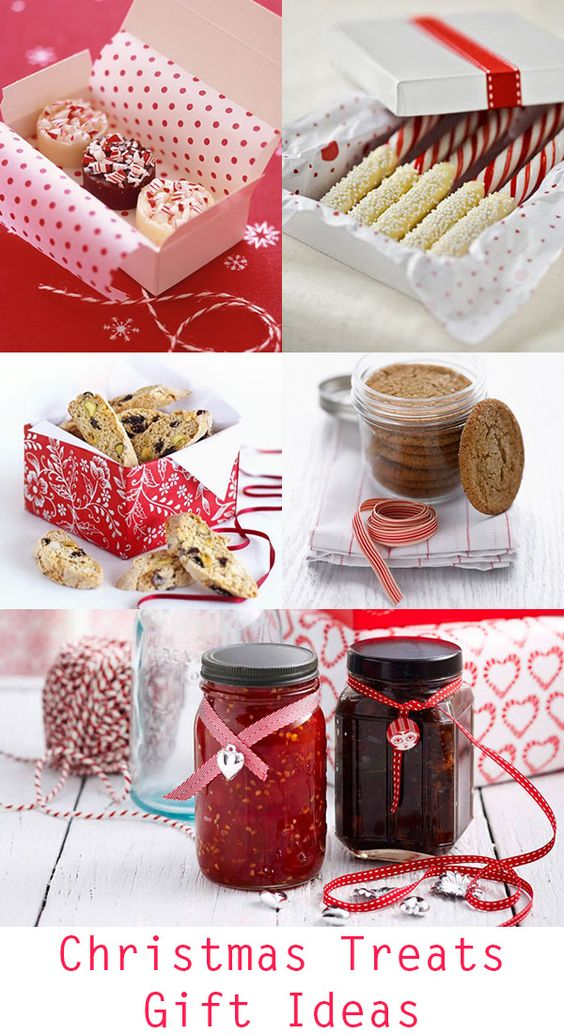 Christmas treats for gifts: I love Christmas:
