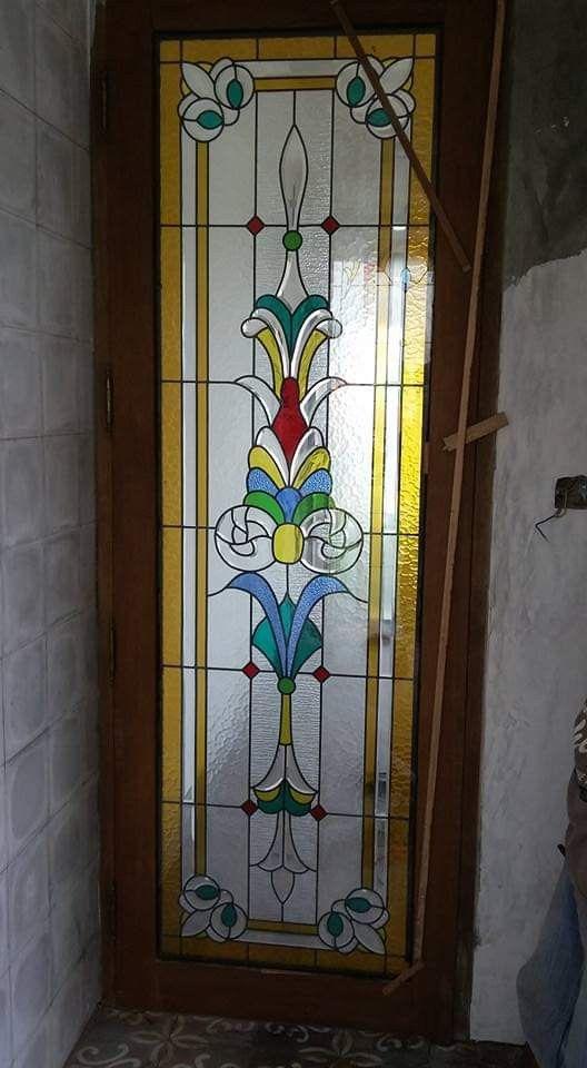 Pin Oleh Kuldeep Di Pelangi Dewata Arts Glass Kaca Patri Jendela Kaca Patri Jendela Rumah