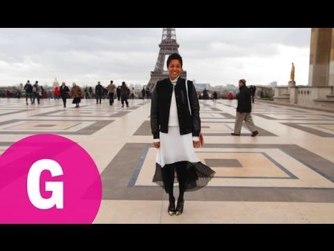 How to Dress Like You Live in Paris- Tricks of the Trends Paris Fashion ...