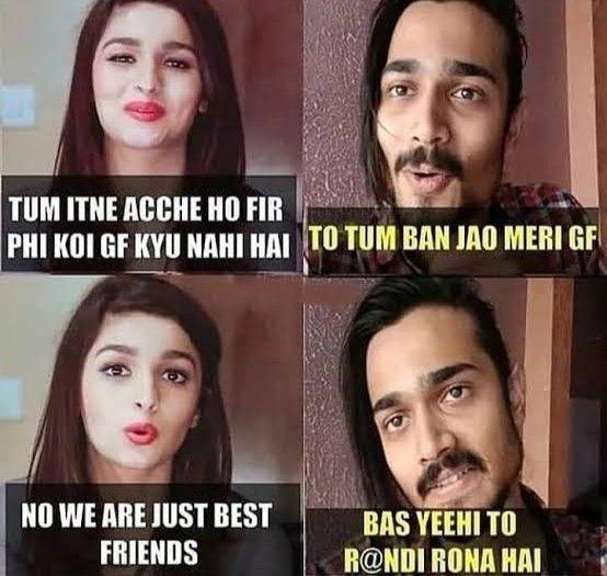 Stunning Booster Funny Jokes In Hindi Jokes In Hindi Just Good Friends