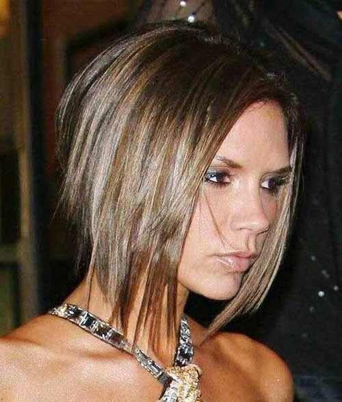 25 Beste Victoria Beckham Bob Frisuren Bob Frisur Victoria Beckham Victoria Beckham Frisur Bob Frisur