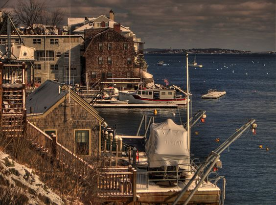 My hometown of Marblehead, MA.  Photo by Joanna Price.