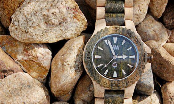 Relógios We Wood