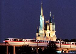 How to get where you need to go using Disney World's complimentary bus, water taxi, and monorail transportation.