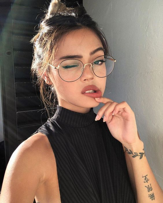 100 Best Hairstyles For 2020 Cute Glasses Fashion Eye Glasses