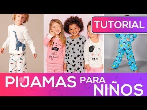 Cómo Hacer Pijamas Para Niños Paso A Paso Bienvenido A Una Guía De Costura Más Toda Persona Tiene Su P Pijamas Para Niñas Patrones De Ropa Para Niños Pijamas