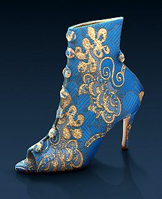 These are so interesting, so unique. #shoe #shoes