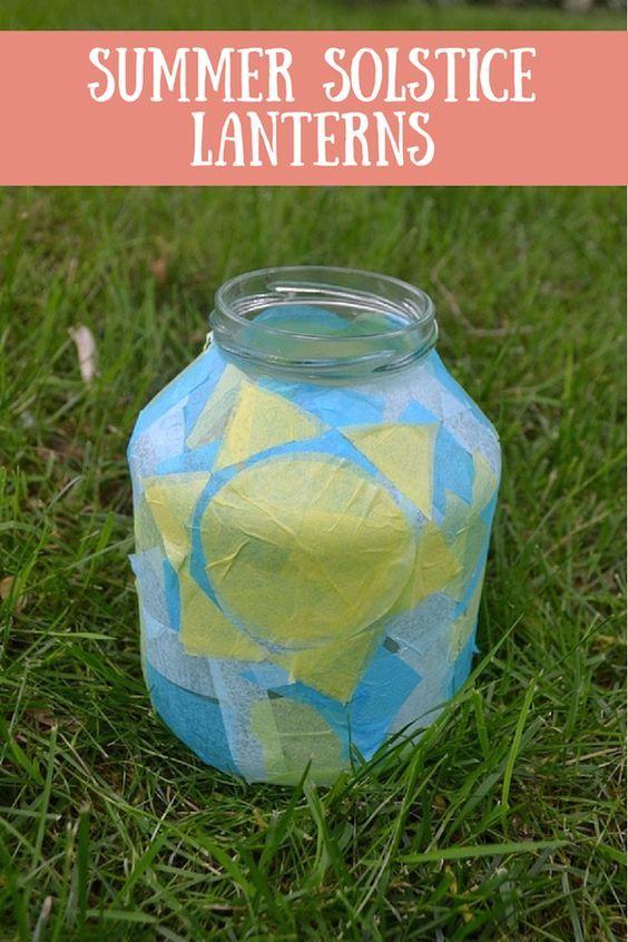 Summer Solstice Celebration Lanterns