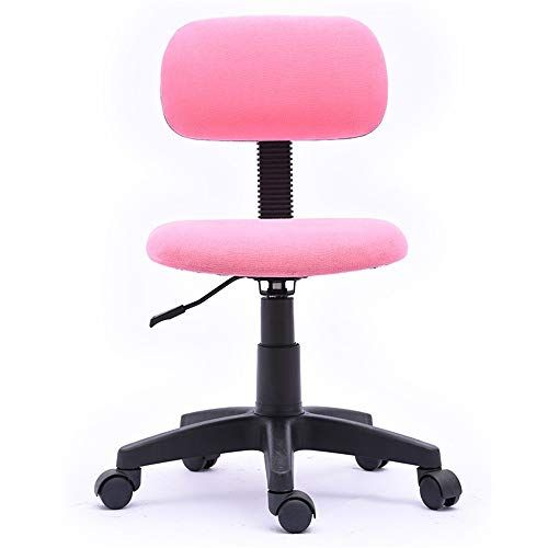 Ybriefbag Office Desk Chair Upholstered Armless Task Chair Ergonomic Computer Office Chair Black Mesh Office Chair Office Chair Office Chair Lumbar Support
