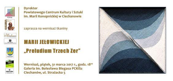 Maria Jełowicka wystawa w Ciechanowie