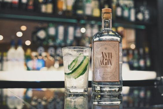The World's First 'Anti-Ageing' Gin Is Here