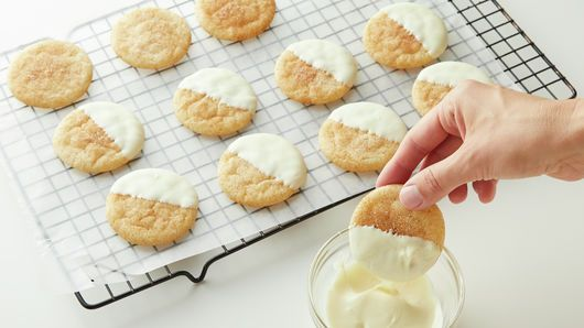 Eggnog Snickerdoodles Recipe Snickerdoodles Snickerdoodle Recipe Sugar Cookie Mix