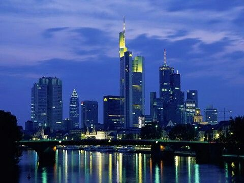 TOP CITIES WITH THE HIGHEST QUALITY OF LIFE. 7. Frankfurt.