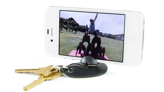 Keychain Tripod For iPhones