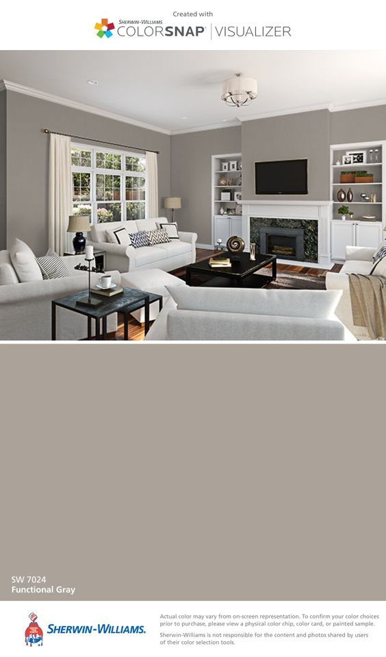 The 25 Best Functional Gray Sherwin Williams Ideas On Pinterest