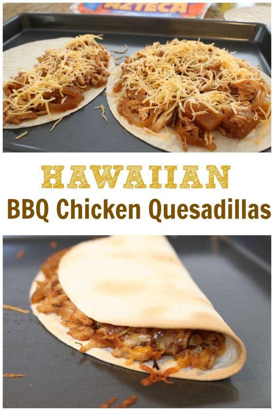 ... chicken chicken cheese fresh quesadillas weeknight meals shredded