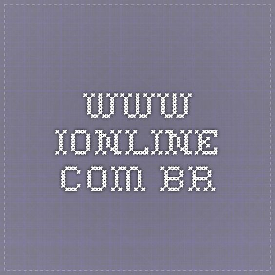 www.ionline.com.br
