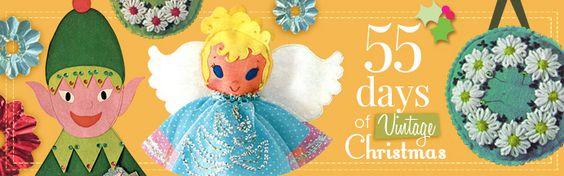 *55 Days of Vintage Christmas*