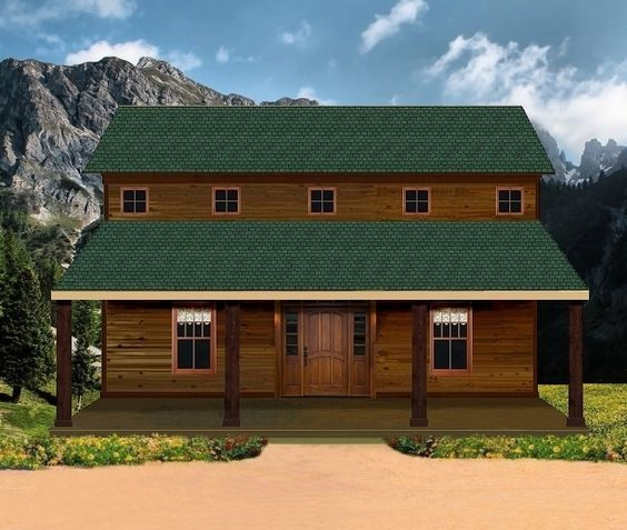 Mountain House Plans Home And Fort Worth On Pinterest