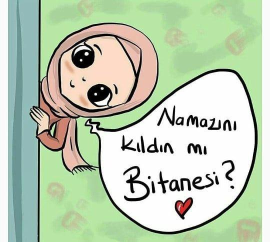 Islamic Quran Makkah Mevlana Mevla Allah Tefekkur Tevekkul Takva Risaleinur Resulullah Namaz Islam Guzel Soz Sevimli Karikatur