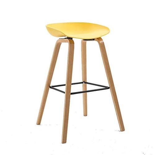 Xhlj Bar Stool 丨 Modern Simple Family High Stool 丨 Cafe Bar
