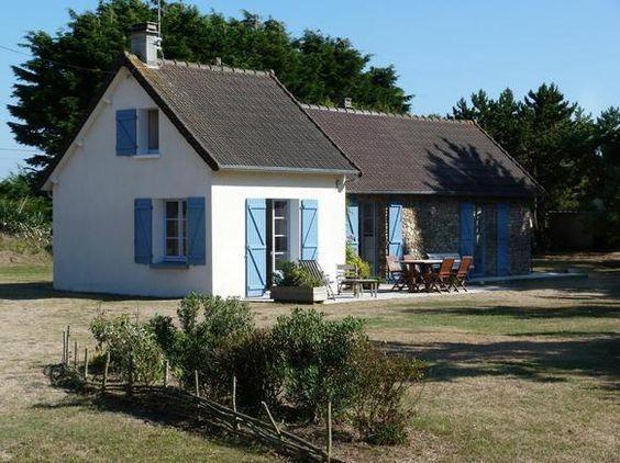Objekt-Nr. 453769: Ferienhaus für 4 Personen in Anneville-sur-Mer