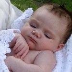 O sono dos bebês aos 6 e 7 Meses de vida