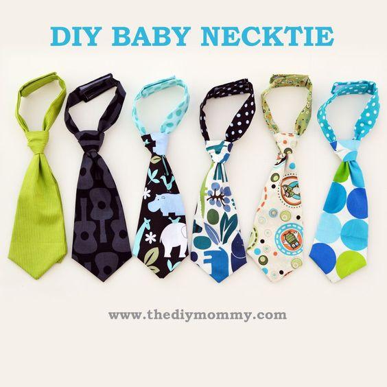 DIY Easy Peasy Little-Guy-Necktie