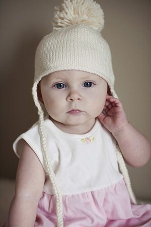 Knit Hat Christmas Crafts Pinterest Knitted Baby Hats And Summer