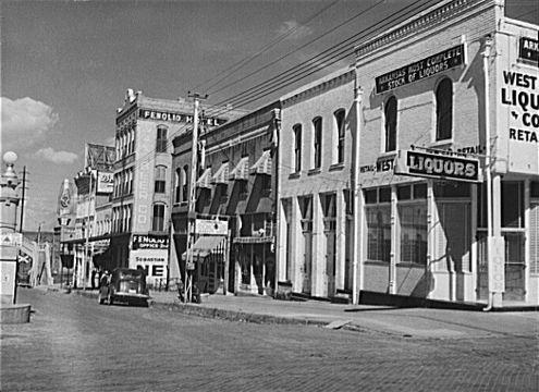 Fenolio Hotel on Garrison Avenue