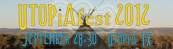 UtopiaFest: September 28-30