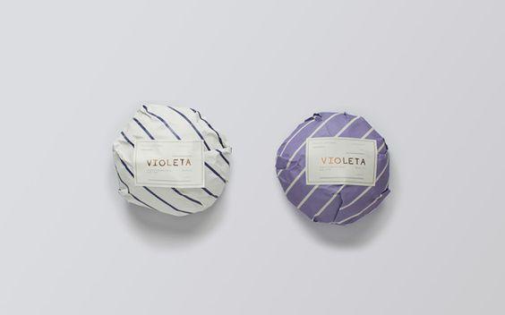 Violeta by Anagrama #inspiringbrands