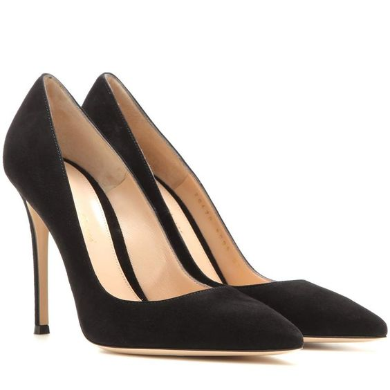 Gianvitto Rossi pumps - worn by the Duchess of Cambridge: