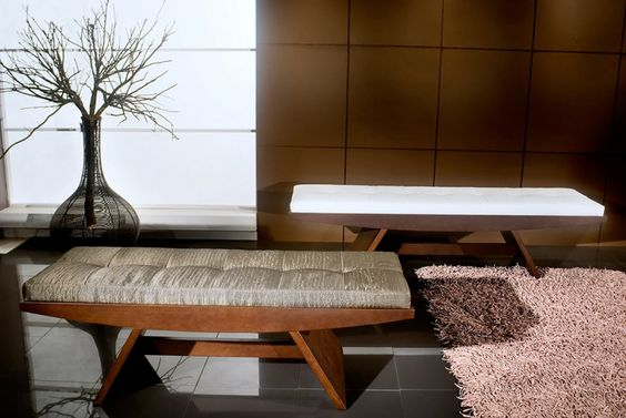 bench from Brazil: $380 at furniturebyduval.com