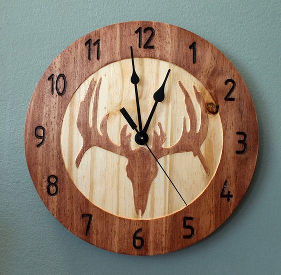 Horloge du chasseur