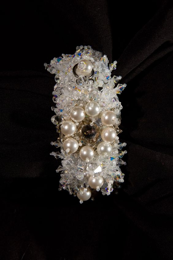 Snow Princess Wedding Bracelet