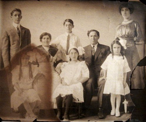 a history of the jewish american family 2018-6-9 the history of the jewish people and judaism from the time  oprah meets a black hasidic family  mordecai sheftall is one of the greatest american.
