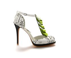 Custom made women's shoe designer - Shoes of Prey