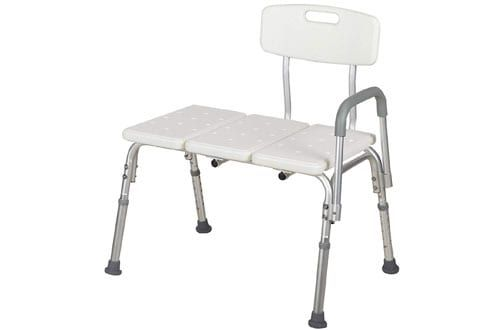 Top 10 Best Shower Transfer Benches Reviews In 2020 Transfer