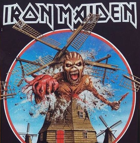 iron maiden event t shirt the netherlands heavy meral pinterest the o 39 jays t shirts and. Black Bedroom Furniture Sets. Home Design Ideas