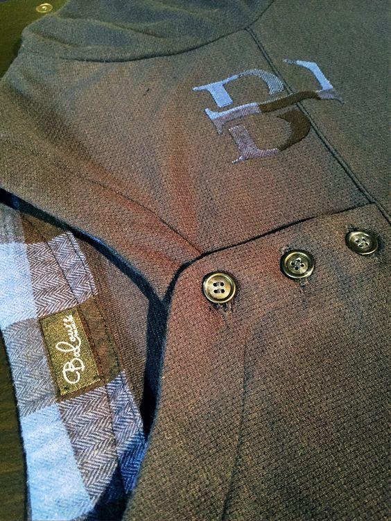 Baloure custom long sleeve men's street style shirt Simplicity Pattern