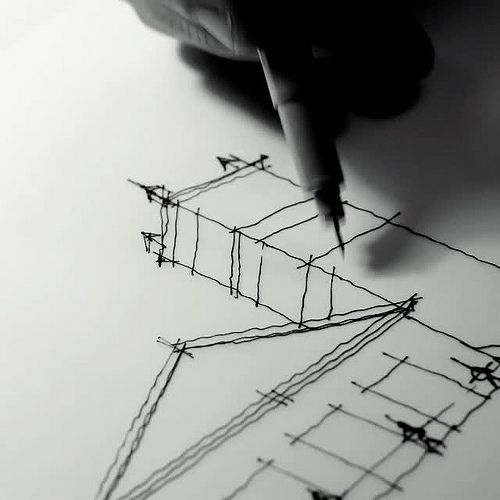 Arkitektur arkitektur sketch : Travel #sketch #italy #architecture | Flickr - Photo Sharing ...