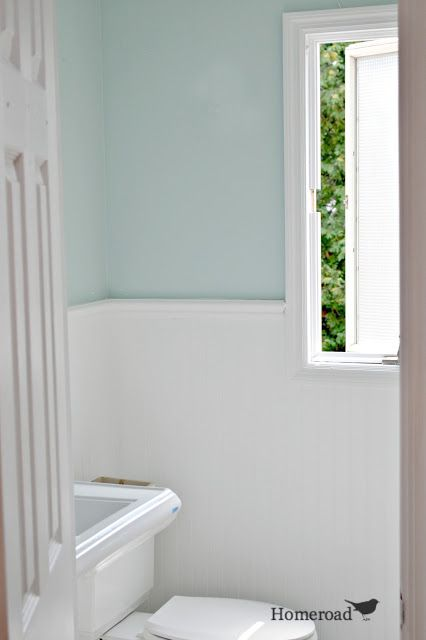 Walls  Behr Ultra  Tide Pool   not too green or blue  Trim. Walls  Behr Ultra  Tide Pool   not too green or blue  Trim  Bright