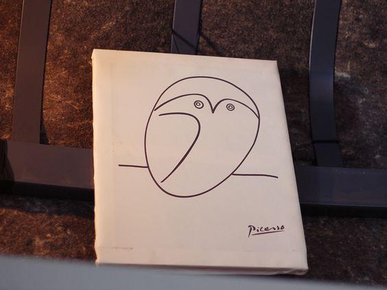 Сова и Пикассо