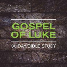 Forever Changed | Luke: A 30-Day Devotional | NewSpring Church