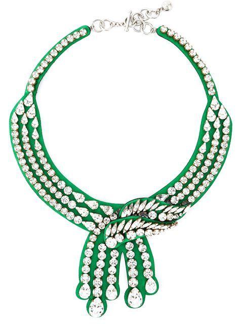 Shourouk 'Legend' necklace