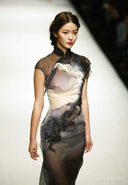 Highlights of China Fashion Week