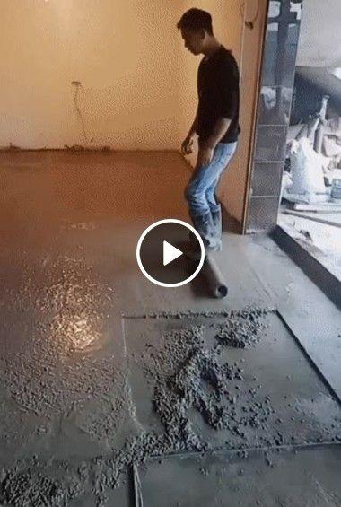 nova tecnica de fazer concreto
